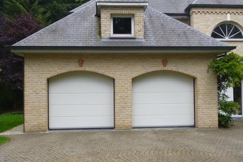 Garagedeur van De Rooij Garagedeuren